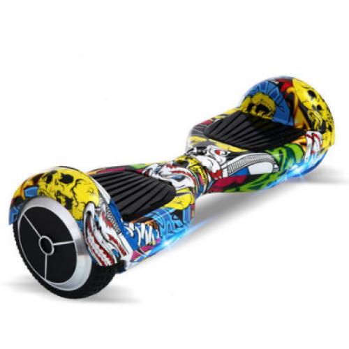 "Гироскутер Smart Balance Wheel 6.5"" APP самобалансир c приложением Хип-Хоп"