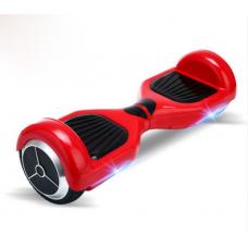 """Гироскутер Smart Balance Wheel 6.5"""" APP самобалансир c приложением Красный"""