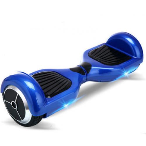"Гироскутер Smart Balance Wheel 6.5""APP самобалансир c приложением Синий"