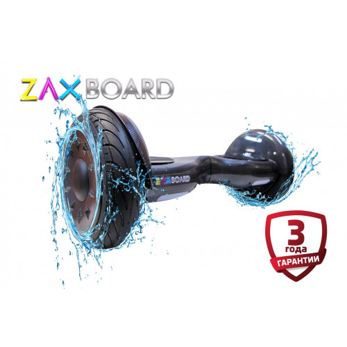 Гироскутер Zaxboard ZX-11 Pro Черный карбон