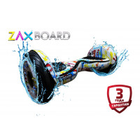 Гироскутер Zaxboard ZX-11 Pro Граффити
