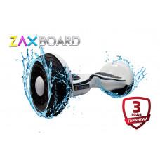 Гироскутер ZAXBOARD ZX-11 PRO Белый глянец