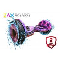 Гироскутер ZAXBOARD ZX-11 PRO Космос фиолетовый