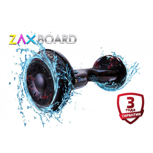 Гироскутер ZAXBOARD ZX-11 PRO Красная молния