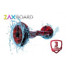 Гироскутер ZAXBOARD ZX-11 PRO  Красный огонь