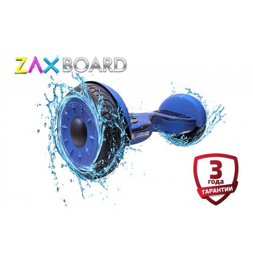 Гироскутер ZAXBOARD ZX-11 PRO Синий матовый
