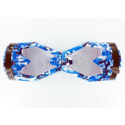 Корпус для гироскутера 8 Хаки синий
