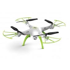 Квадрокоптер SYMA X5HW белый