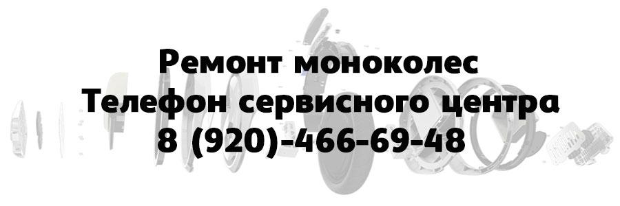 Ремонт электротранспорта в Воронеже
